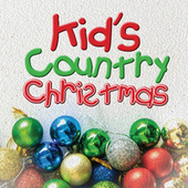 Kid's Country Christmas de Various Artists