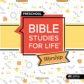 Bible Studies for Life Preschool Instrumentals Worship Fall 2019 by Lifeway Kids