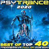 Psy Trance 2020 Best of Top 40 Progressive Fullon Goa EDM by Various Artists