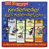 Die 30 besten Kinderlieder fürs Kalenderjahr von Simone Sommerland
