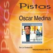 Pensando en Ti (Pistas) de Oscar Medina