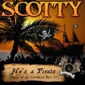 He's a Pirate de Scotty