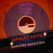 Great Hits di Miriam Makeba