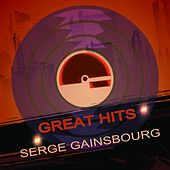 Great Hits de Serge Gainsbourg