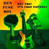 Hey You! It's Your Birthday de Zen Fuse Box