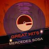 Great Hits by Mercedes Sosa