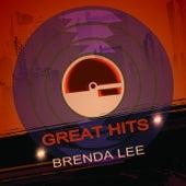 Great Hits di Brenda Lee