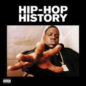 Hip-Hop History fra Various Artists