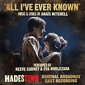 All I've Ever Known (Radio Edit (Music from Hadestown Original Broadway Cast Recording)) van Reeve Carney
