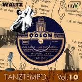Tanztempo, Vol.10  (Waltz) von Various Artists