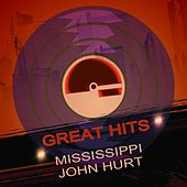 Great Hits by Mississippi John Hurt