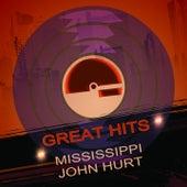 Great Hits de Mississippi John Hurt
