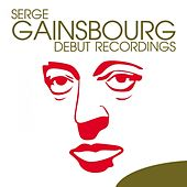 Debut Recordings de Serge Gainsbourg