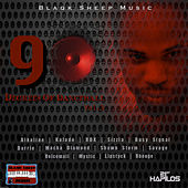 Blaqk Sheep Music Presents: 90 Degrees of Dancehall, Vol. 3 von Various Artists