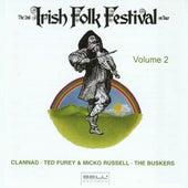 The 2nd Irish Folk Festival On Tour Vol. 2 de Various Artists