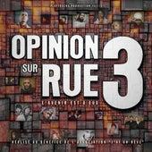 Opinion Sur Rue Vol.3 de Various Artists