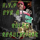 Rules + Regulations de Eye G