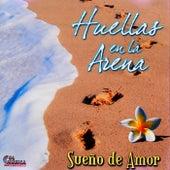 Sueño de Amor Huellas En La Arena by German Garcia
