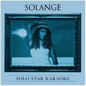 Solo Star Karaoke de Solange