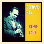 Soprano Sax by Steve Lacy