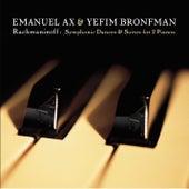 Rachmaninoff: Suites Nos. 1 & 2; Symphonic Dances for 2 Pianos von Emanuel Ax; Yefim Bronfman