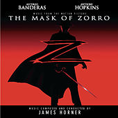 The Mask of Zorro - Music from the Motion Picture de James Horner