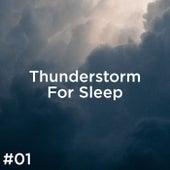 #01 Thunderstorm For Sleep de Thunderstorm Sound Bank