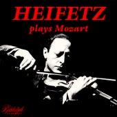 Heifetz Plays Mozart de Jascha Heifetz