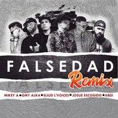 Falsedad Remix (Remix) de Mr. Don, Omy Alka, Josue Escogido, Mikey A, Abdi