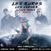 Los Euros, Los Verdes y los Pesos (Remix) by Ana Carolina