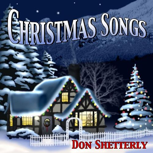 Christmas Piano Songs by Don Shetterly