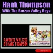 Favorite Waltzes (Album of 1959) by Hank Thompson