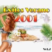 Éxitos Verano 2001, Vol. 2 von Mauro Picotto, Charlie, Sylver, DJ Flex, Barthezz, Liberty, Dajaé, Celeda, Billy More, Magic Box, Kyria, Fatboy Slim