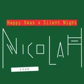 Happy Xmas X Silent Night (Live at One Cat Studios, Brixton, 2019) de Nicolah