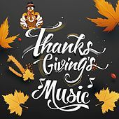 Thanksgiving's Music di Vince Guaraldi Trio, Arlo Guthrie, Little Eva, Otis Redding