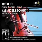 Bruch: Violin Concerto No.1 in G Minor, Op.26; Mendelssohn: Violin Concerto in E Minor, Op.64 by The Saint Petersburg Radio & TV Symphony Orchestra