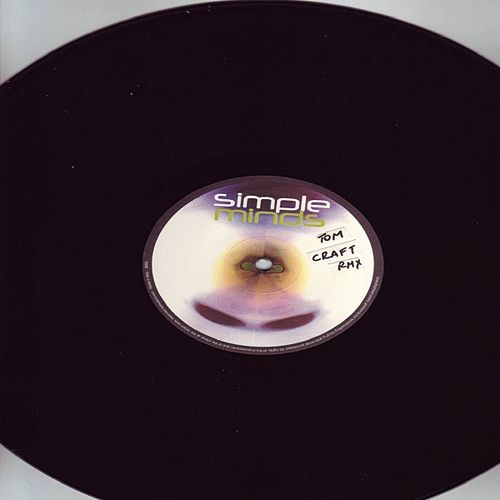 Spaceface (Tomcraft Remix) by Simple Minds