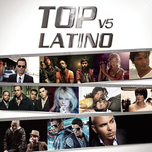 Top Latino V.5 by Various Artists