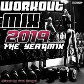 Workout Mix 2019 : The Yearmix (Mixed By Paul Brugel) de Various Artists