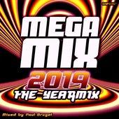 Mega Mix 2019 : The Yearmix (Mixed By Paul Brugel) de Various Artists