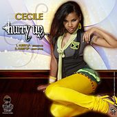 Hurry Up - Single by Cecile