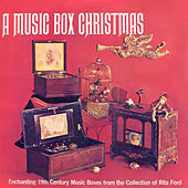 A Music Box Christmas. Enchanting 19th Century Music Boxes From The Collection Of Rita Ford von The Music Boxes Of Rita Ford