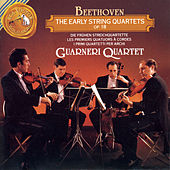 Beethoven: The Early String Quartets Op. 18 by Guarneri Quartet