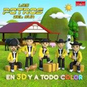 En 3d y a Todo Color de Los Potros Del Sur