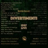 Divertimenti - Marimba Alive! Vol. 2 by Junko Sakimura
