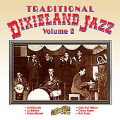 Traditional Dixieland Jazz from the 1930s, '40s & '50s, Vol. 2 by Various Artists