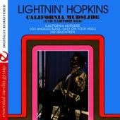 California Mudslide (And Earthquake) (Digitally Remastered) by Lightnin' Hopkins