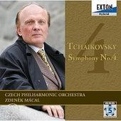 Tchaikovsky : Symphony No.4 by Zdenek Macal