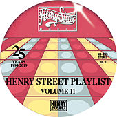 Henry Street Music The Playlist Vol. 11 by Various Artists