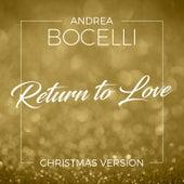 Return to Love (Christmas Version) di Andrea Bocelli